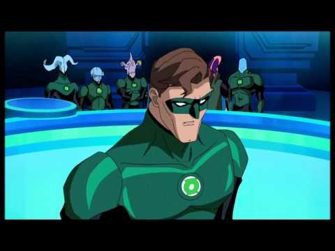 Green Lantern: First Flight (Hal Jordan Recruited By The Guardians) thumbnail