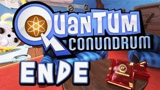 Quantum Conundrum #28 - ENDE - Let's Play Quantum Conundrum Gameplay German