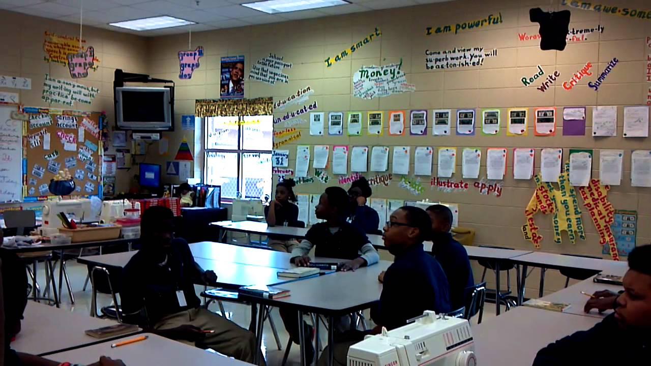 Capitol Middle School In Baton Rouge Louisiana Youtube
