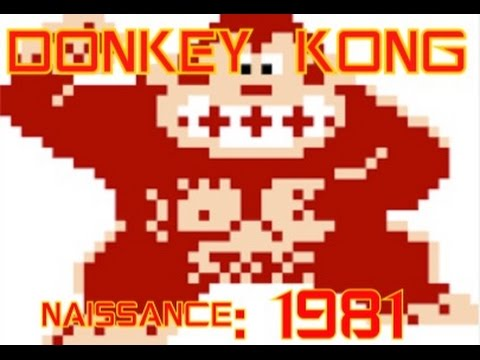 HISTOIRE GAMING: DONKEY KONG
