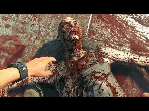 Dying Light The City Of Walkers Custom Map Ultra GTX Zombie