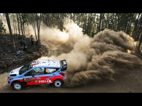 Rally Culture in Portugal - FIA World Rally Championship 2015