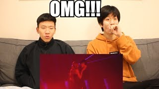 BLACKPINK Lisa Solo Stage fancam REACTION [LUCKY DUDE!!!]