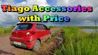 2018 Tiago Accessories with PRICES & Discounts | Essential and Non Essential Things