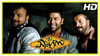 Three Kings - Malayalam Movie | Three Kings Malayalam Movie | Trio Gets the Statue | 1080P HD