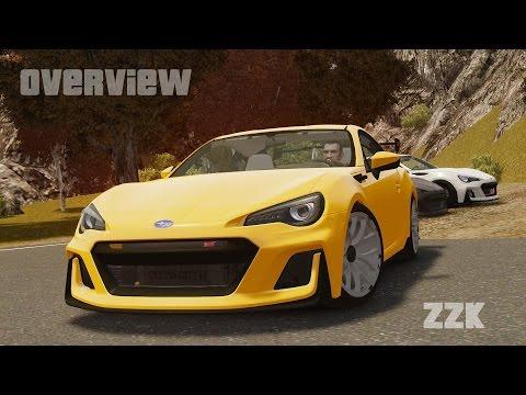 Subaru BRZ STi Concept 2016