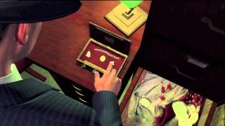 LA Noire Walkthrough: Case 10 - Part 4 [HD] (XBOX 360/PS3) [Gameplay]