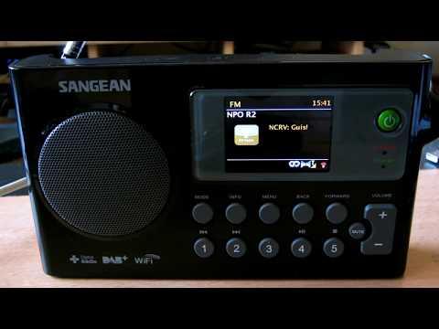 Short Demo Sangean WFR-27C
