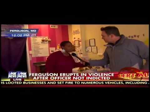 Ferguson Business Owner Says Looters Took Away Her Livelihood