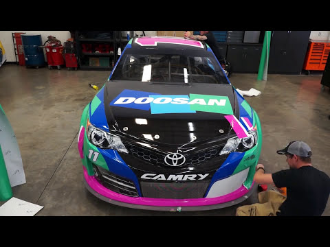 Doosan Car Wrap Video