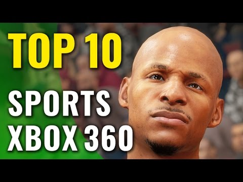 Top 10 Sports Games on Xbox 360