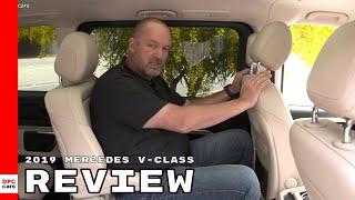 2019 Mercedes V-Class 300d Review