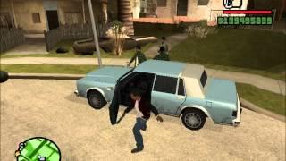 GTA San Andreas. Секреты и тайны: Баги (выпуск 24).