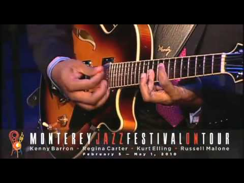 Monterey Jazz Festival on Tour! Russell Malone&Kenny Barron,