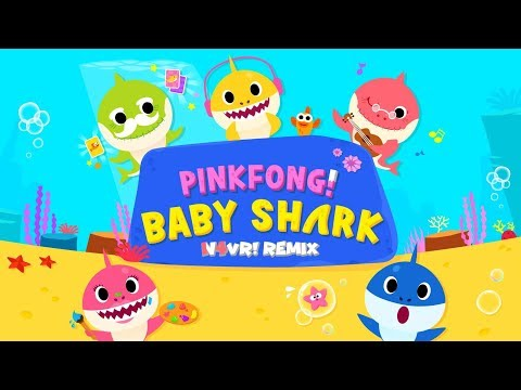PINKFONG - Baby Shark N4VR Remix Bounce MP3