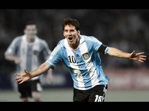 Lionel Messi ● Mejores jugadas Con la Seleccion Argentina ●   HD   Brasil 2014 Preparate..!!!