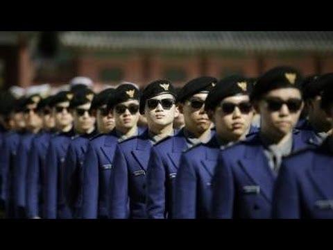 Watch: South Korean 'Gangnam Style'  Tourist cops