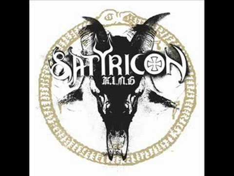 Satyricon - Storm Of The Destroyer