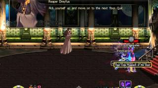 [DFO] Tower of the Dead (Necromancer)