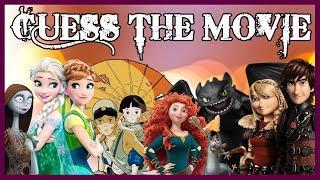 [GUESS THE MOVIE] Original Soundtracks #03 - 100% Animation