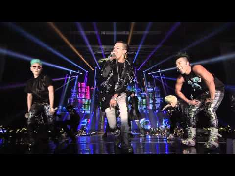 2012 Bigshow bigbang Alive Tour fantastic Baby video
