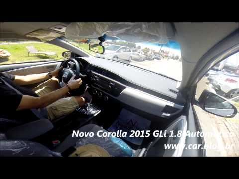 Toyota Corolla 2015 - test drive - www.car.blog.br