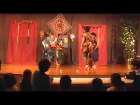 Samita thakar Thakar dance - Holi program 2009 - RTP MM