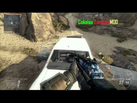 hack mods black ops 2 ps3 (municion infinita, inmortal, supersalto, supervelocidad...) DOWNLOAD LINK