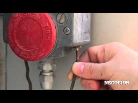 Como regular un quemador de gasoil