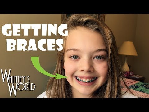 Getting Braces | Whitney Bjerken