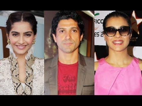Farhan, Sonam, Kajol at FICCI Frames 2014 | Abhay Deol, Sudhir Mishra
