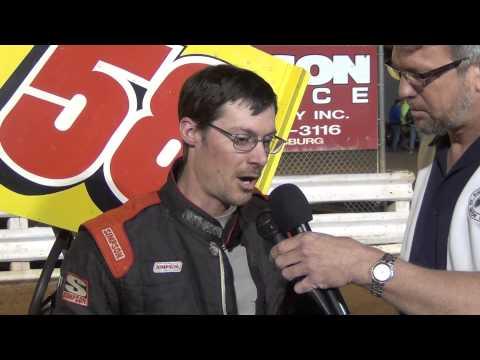 Williams Grove Speedway Super Sportsman Victory Lane 04-17-15