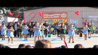 Institute For Student Success After School Program Drumline & Cheer Team Highlights
