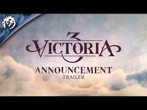 Victoria 3 - Announcement Trailer