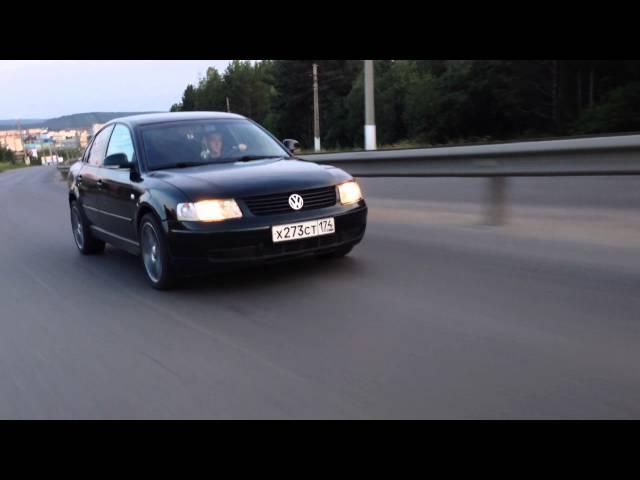 Тизер VW PASSAT B5 V6 2.8 Syncro