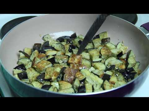 Как Вкусно приготовить БАКЛАЖАНЫ со сметаной