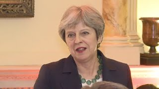 British PM holds Chinese New Year reception at Prime Minister