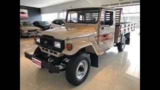 Toyota Bandeirante 1994 Nuca Usado para Trabalho - Raridade Absoluta Reginaldo de Campinas