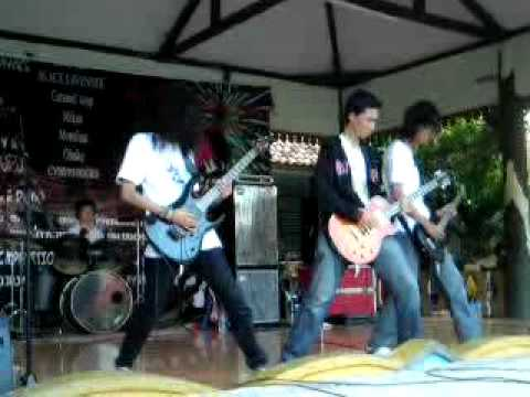 Black Lavender -Take me Higher (Metal Version)(V6 cover)  Inobu...