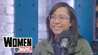 Job Advice From A Marvel Engineer | Women of Marvel