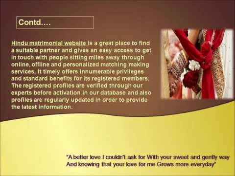 Hindu Matrimonial Service Provider