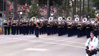 Usmc West Coast Composite Band 2013 Pasadena Rose Parade