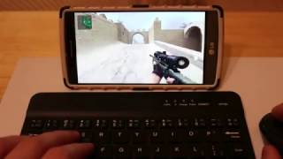 Counter Strike Source Android Gameplay on LG G3