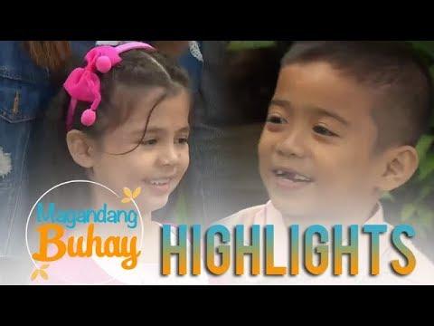 Magandang Buhay: Carlo Mendoza admits admiration for Zia