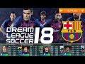 HACK FC Barcelona 2019 ALL PLAYERS 100 - DREAM LEAGUE SOCCER 2018 MOD v5.057 APK HACK & CHEATS