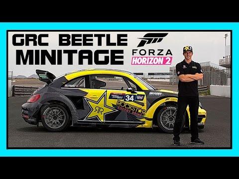 VW BEETLE GRC Minitage! (Forza Horizon 2)