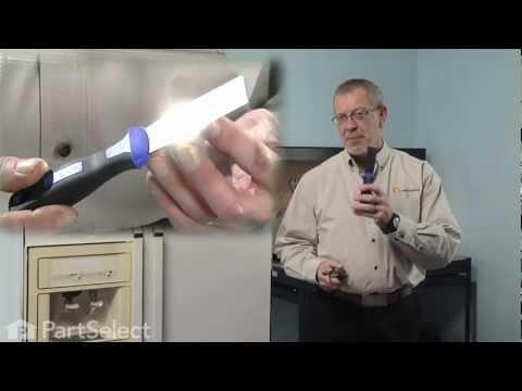 Refrigerator Repair - Replacing the Defrost Timer Kit (Whirlpool Part # 482493)