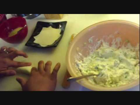 How To Make Easy Crab Rangoon