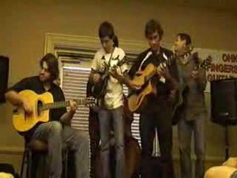 The Frank Vignola Quintet&Joscho Stephan - Appel Direct