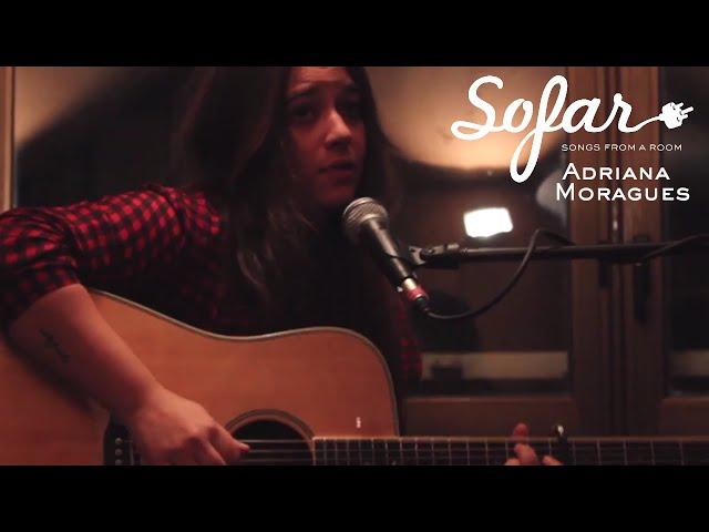 Adriana Moragues - Desde Bambalinas | Sofar Madrid (#1329)